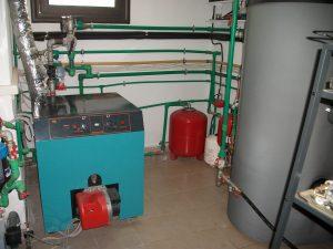 Συντήρηση ατομικού καυστήρα πετρελαίου με 40€